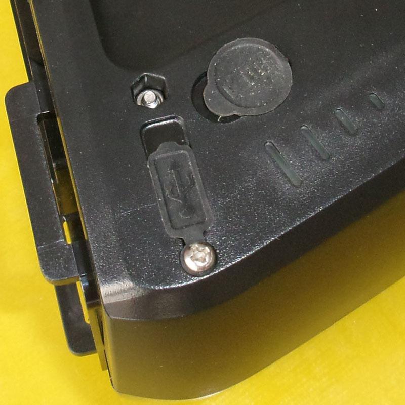 ATLAS-DA-I 24V/36V/48V Lithium-Ions Battery packs for electric bike