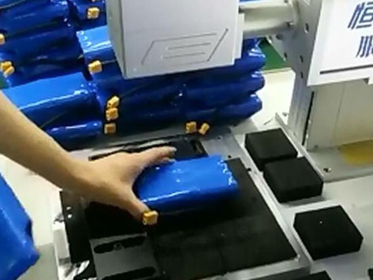 Lithium Manufacturing-Series No. Marking